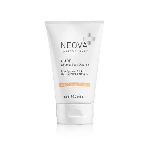 active broad spectrum spf 43